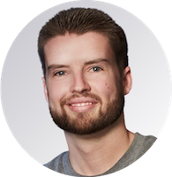 Photo of Johnathan Dane, CEO & Founder of KlientBoost